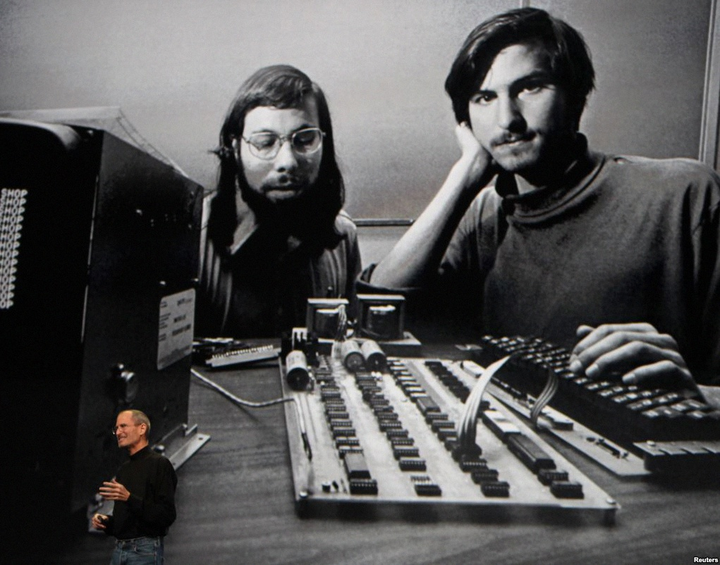 steve jobs ordinateur apple