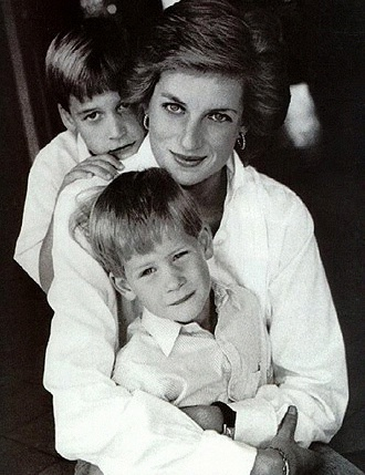 princess-diana-william-harry